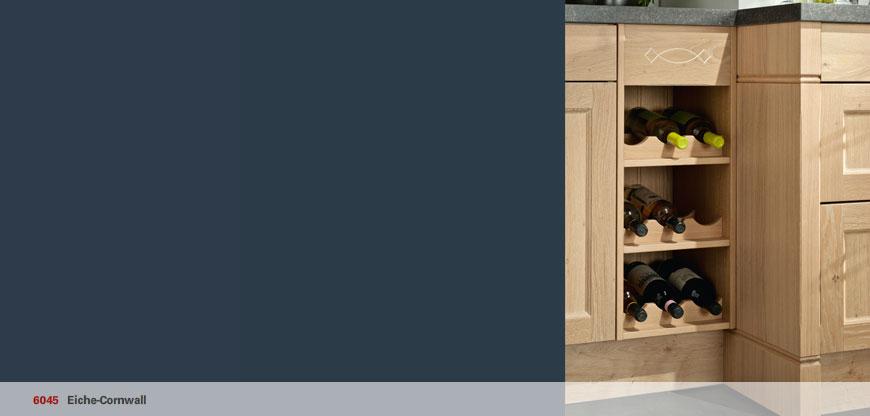 6045 klassische k che in eiche cornwall k chen portal. Black Bedroom Furniture Sets. Home Design Ideas